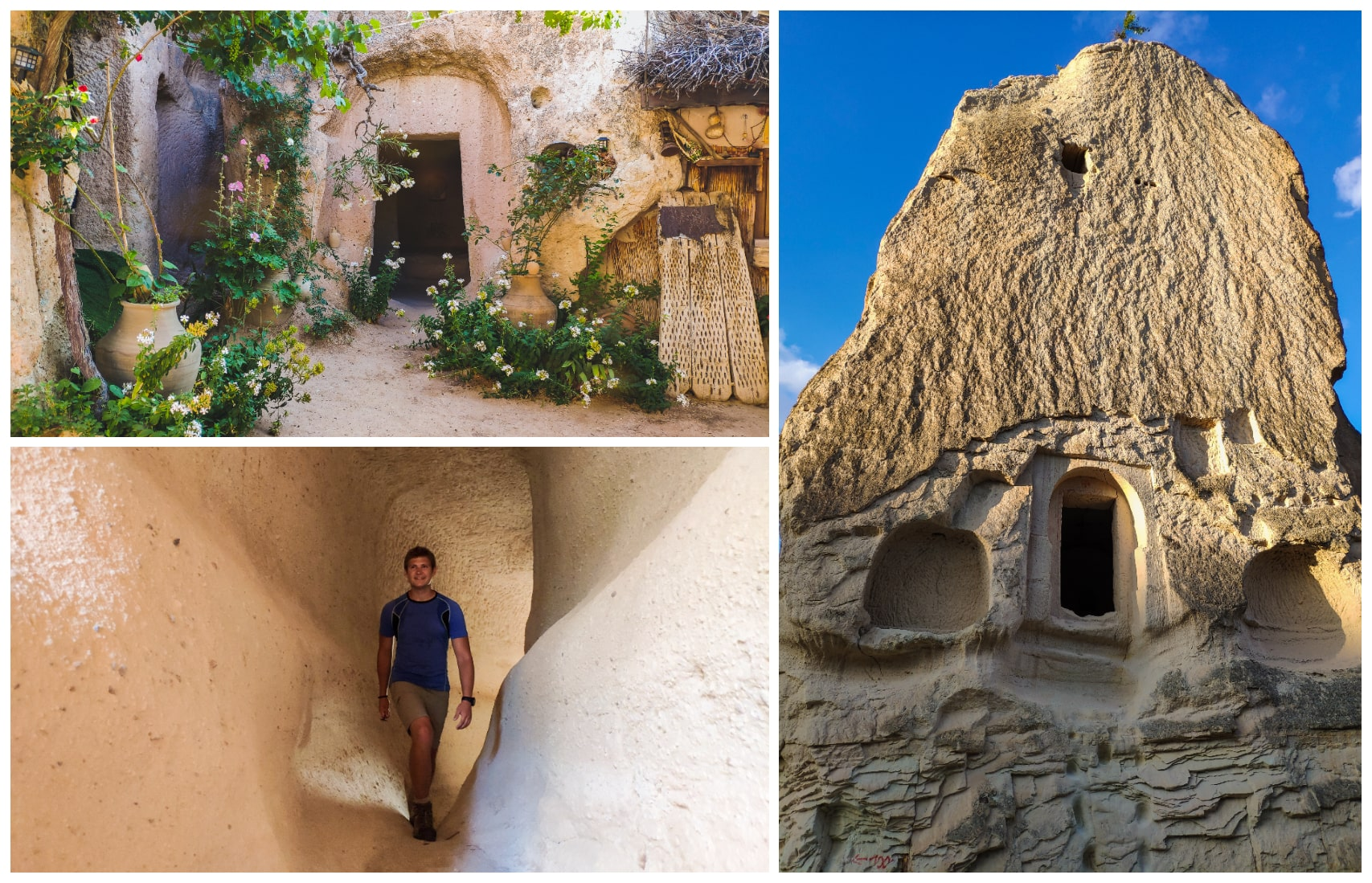 OUR ADVENTUROUS HIKE THROUGH CAPPADOCIA: BEST PLACE TO SEE HOT AIR BALLOONS