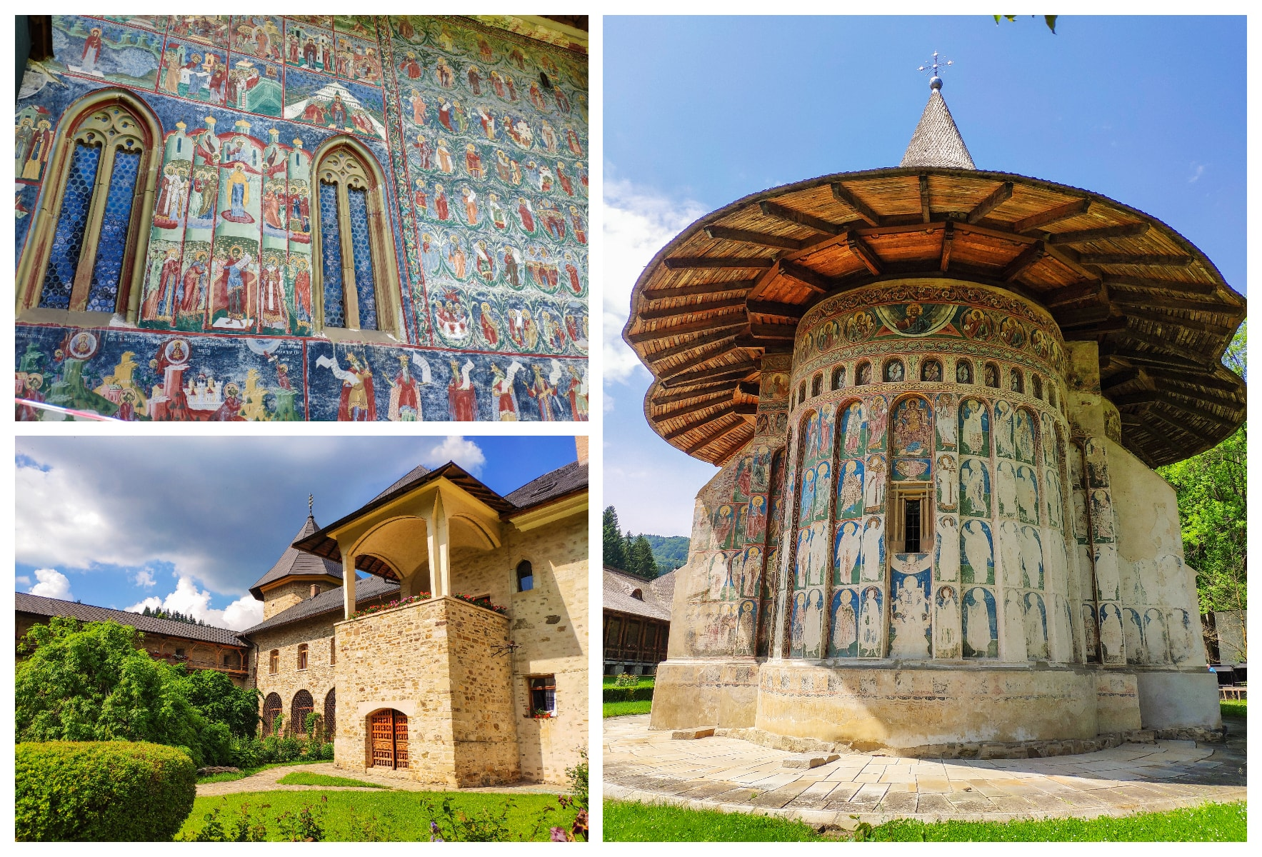 7 REASONS TO VISIT ROMANIA